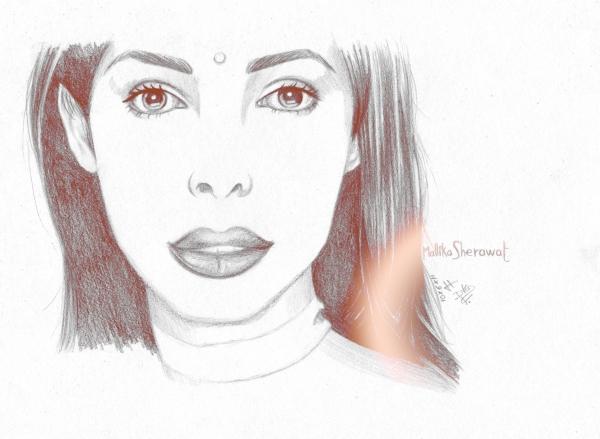Mallika Sherawat by dharma_dvg